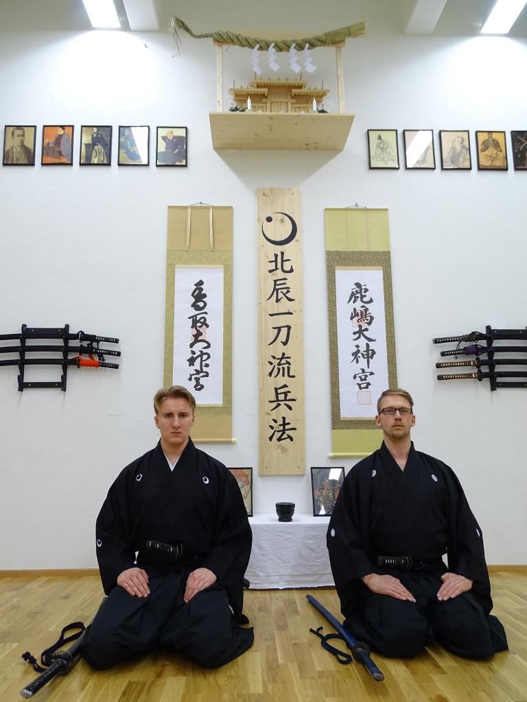 saiko shinan & shibucho